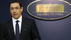 Ponta prezintă amendamentul la Legea retrocedărilor