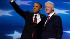 OBAMA SI BILL CLINTON