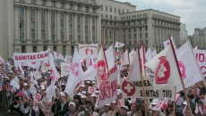 proteste medici sanitas