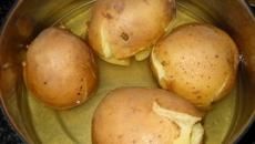 cartofi fierti