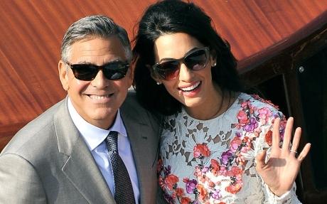 George Clooney, la un pas de DIVORŢ după 4 luni de mariaj