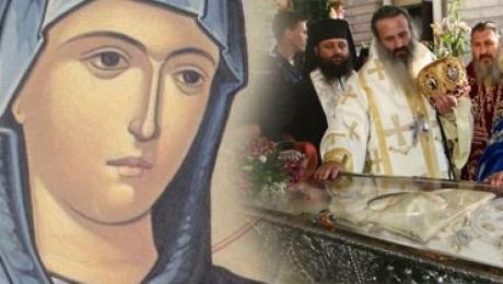 ATENȚIE, ROMÂNI! Sfânta Parascheva: Ce NU e bine să faci pe 14 octombrie dacă vrei să îţi meargă bine