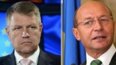 Klaus Iohannis RUPE tăcerea şi îi transmite un MESAJ lui Traian Băsescu