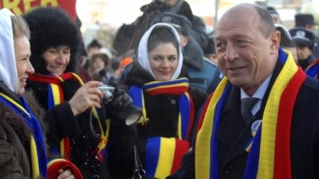 Traian Băsescu TÂNJEŞTE după zilele când era şeful statului. Ce a postat fostul preşedinte pe facebook de ZIUA UNIRII