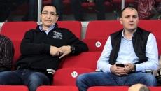Victor Ponta si Sebastian Ghita