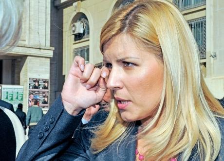 Astrele NU mint! Elena Udrea, TRĂDATĂ de Băsescu?