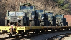 Trenuri blindate