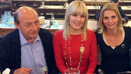 Se strică PRIETENIA. Amica Elenei Udrea, REPROŞURI la adresa lui Traian Băsescu