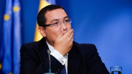 VICTOR PONTA în vizorul DNA pentru 310 milioane de euro