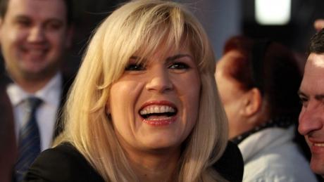 SOSIA Elenei Udrea face ravagii! I-a luat minţile unui politician PMP - FOTO