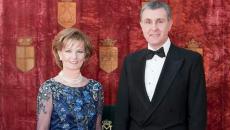 Principesa Margareta şi Principele Radu