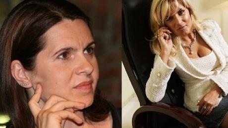Adriana Săftoiu: UDREA m-a privit cu siguranţa femeii care poate sta la propriu pe biroul şefului