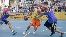 streetball baneasa