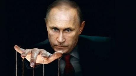 Adevărata față a lui Vladimir Putin! IMAGINEA care îți îngheață sângele în vene