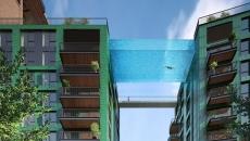 Prima piscină suspendată va fi construită la Londra