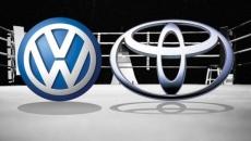 Volkswagen Toyota