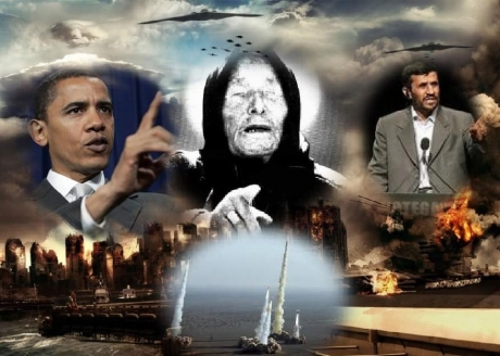 Previziunea Babei Vanga care ne dă fiori: Al Treilea Război Mondial va începe din Siria!