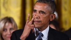 Barack Obama, în lacrimi