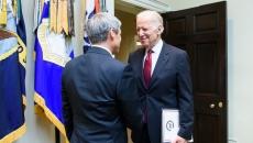 Ciolos Biden