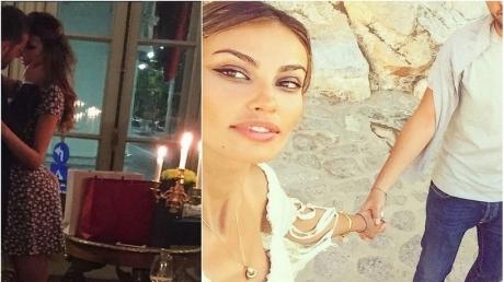 MĂDĂLINA GHENEA a postat prima poză în care apare alături de noul ei IUBIT! Până acum l-a ascuns, dar azi i-a arătat faţa
