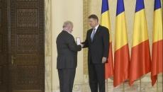 Iohannis si Topescu