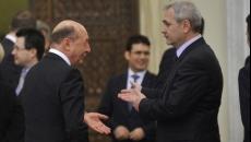 Basescu si Dragnea