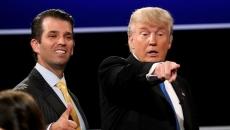 Donald Trump si fiul