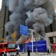 Incendiu club China