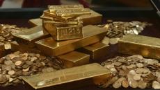 Preţul aurului scade