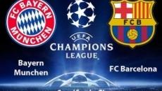 Semifinala Ligii Campionilor, Bayern Munchen- FC Barcelona