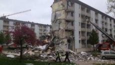 imobil prăbușit Franța