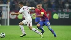 Meciul Rapid-Steaua
