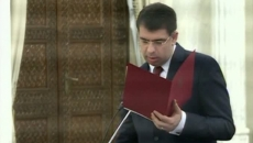 Robert Cazanciuc, noul ministru al Justiţiei