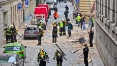 explozie Praga