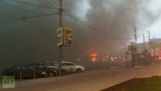 incendiu Moscova
