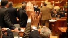 Statutul deputaţilor şi senatorilor, adoptat