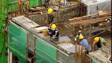 creşterea volumului de constructii
