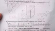 Evaluare nationala matematica