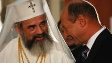 Patriarhul Daniel şi Traian Băsescu