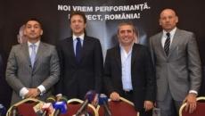 Giga Popescu, Hagi, Dumitrescu, Stelea