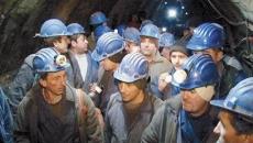 protest al minerilor