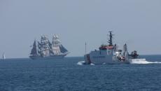 nava romaneasca a salvat mai multi migranţi
