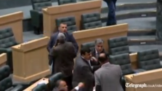 parlament Iordania