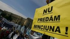 Profesori protest