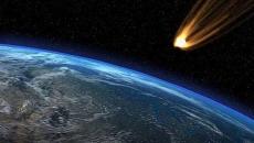 fragment de cometă descoperit pe terra