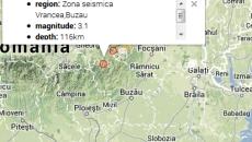 harta cutremur