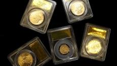 monede aur