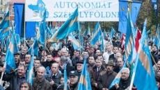 mars secui maghiari targu mures