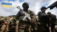 militari ucrainieni