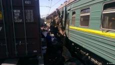 accident tren rusia